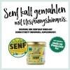 LOGO_Emils Senf - kalt gemahlen und: mit Herkunftsgarantie