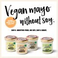 LOGO_Emils vegan mayo - soy-free, thickener-free, additive-free. Very good! No chilling necessary.