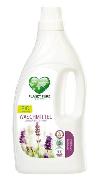 LOGO_BIO Waschmittel Universal LAVENDEL