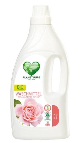 LOGO_BIO Waschmittel Wolle & Feines ROSE
