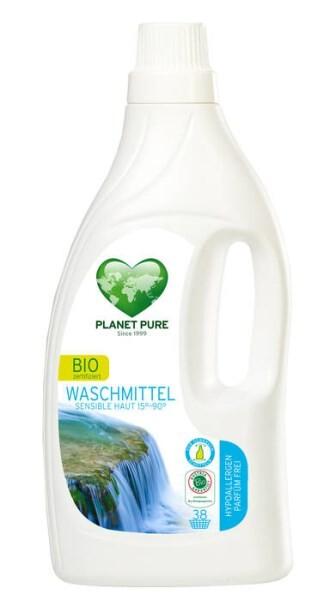 LOGO_BIO Waschmittel Sensible Haut PARFÜMFREI