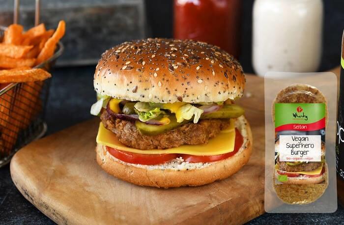 LOGO_Vegan Superhero Burger
