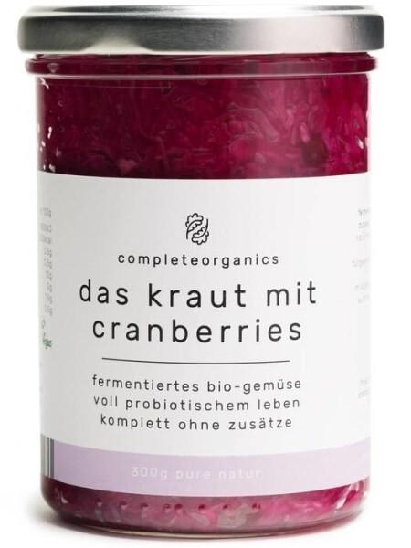 LOGO_Das Kraut mit Cranberries