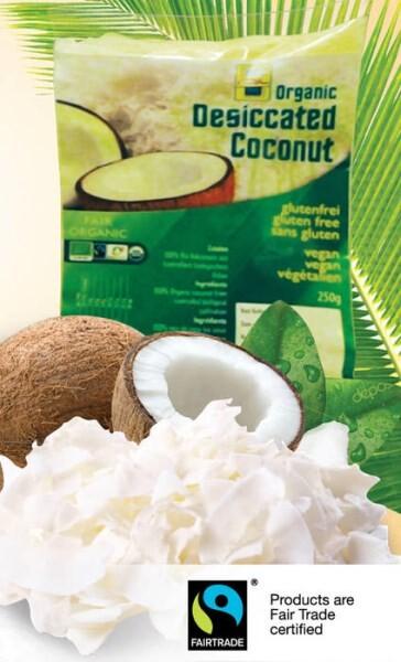 LOGO_Fair Trade Bio Kokosraspel