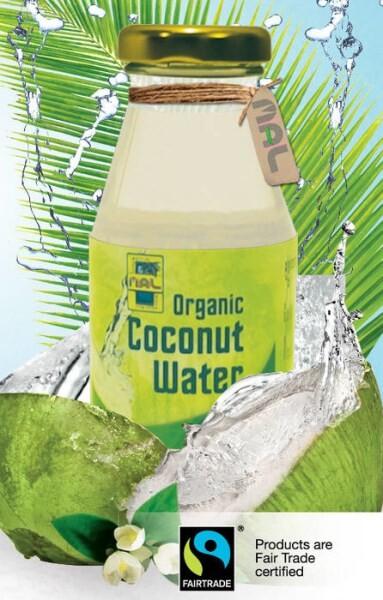 LOGO_Fair Trade Organic Coconut Water