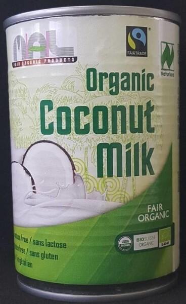 LOGO_Fair Trade Organic Coconut Milk