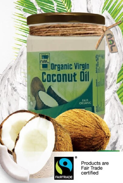 LOGO_Fair Trade Organic Virgin Coconut Oil