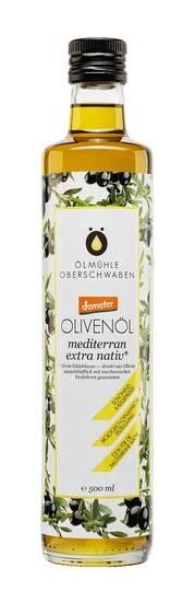 LOGO_Demeter Olivenöl mediterran extra nativ
