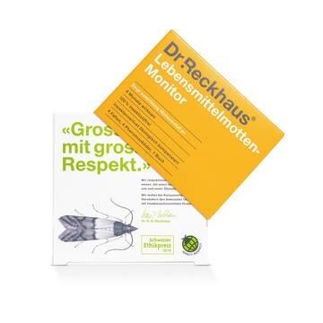 LOGO_Dr. Reckhaus Lebensmittelmotten-Monitor