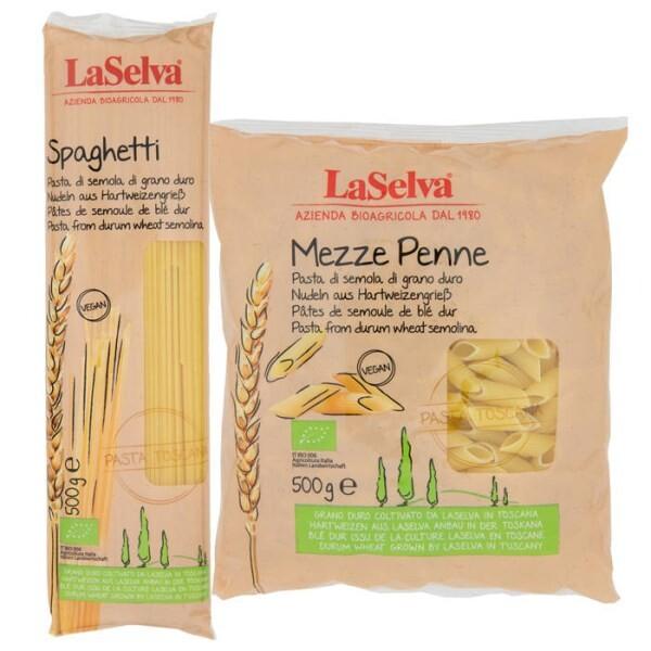 LOGO_Pasta Toscana - Mezze Penne & Spaghetti