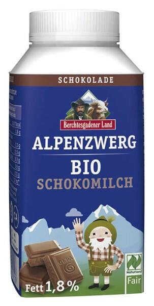LOGO_Alpenzwerg Bio-Schokomilch