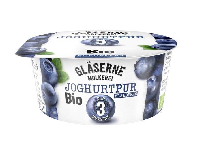 LOGO_yoghurt pure blueberry