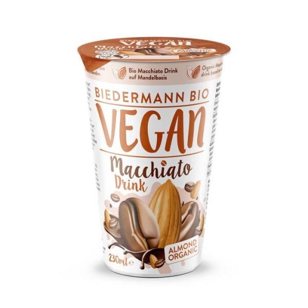 LOGO_Bio veganer Mandeldrink Macchiato 230ml