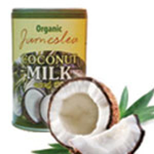 LOGO_Organic & Fair Trade Coconut Milk