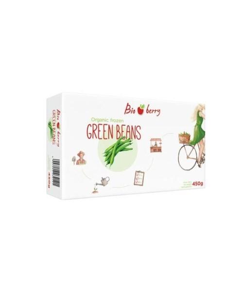 LOGO_Organic frozen green bean