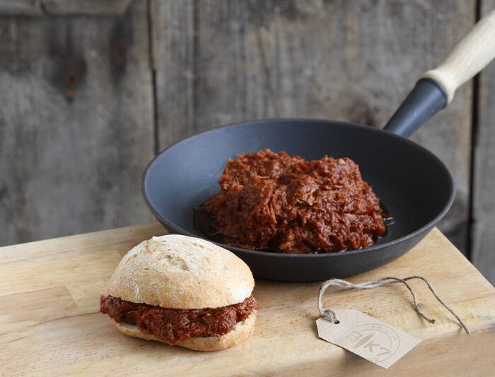 "LOGO_Bavarian BBQ ""Pulled Beef"""
