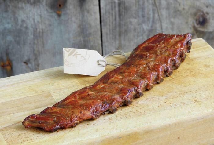 """LOGO_Bavarian BBQ """"Spareribs"""""""
