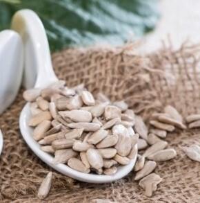 LOGO_Organic hulled Sunflower seeds