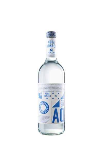 LOGO_Aqua Monaco Mineral Water