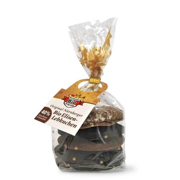 LOGO_Original Nuremberg organic Elisen Lebkuchen (gingerbread)