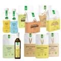 LOGO_AUGA Getreideprodukte, Milchprodukte, Öl und Zucker