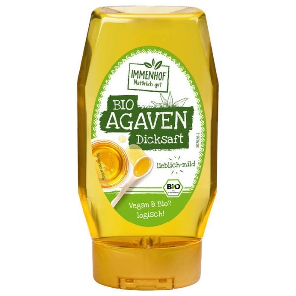 LOGO_Immenhof Organic Agave Sirup