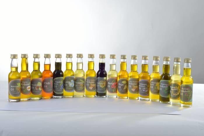 LOGO_Erlesene Speiseöle von der Ölmühle Garting