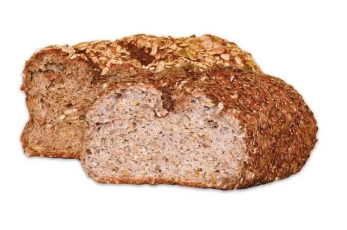 LOGO_Baking Mixes Pumpkin Seed Bread & Linseed Bread