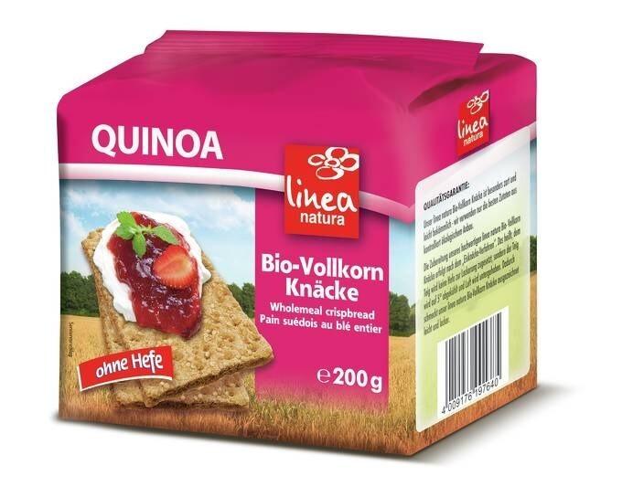 LOGO_Linea natura Quinoa Vollkorn Knäcke