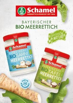 LOGO_Schamel Bavarian organic horseradish PGI