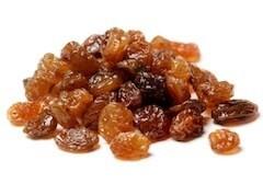 LOGO_Organic Sultanas & Organic Raisins