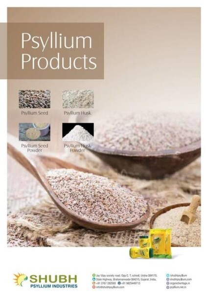 LOGO_Psyllium Husk and Powder