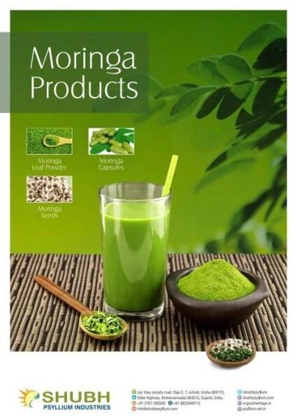 LOGO_Organic Moringa Leaf Powder