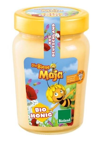 LOGO_Die Biene Maja Honig
