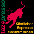 LOGO_Tazpresso – Organic Fairtrade Coffee