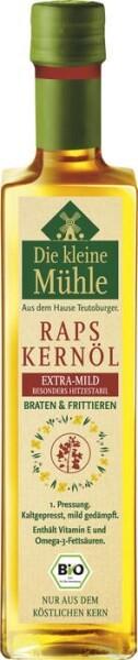 LOGO_ORGANIC Rapeseed Kernel Oil, EXTRA MILD