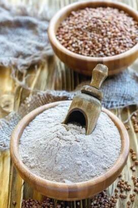 LOGO_Organic Buckwheat (whole, flour, flakes, grits, puffed)
