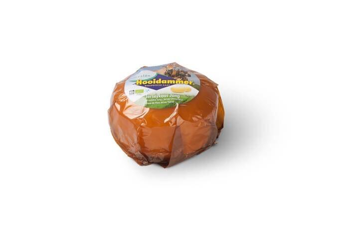 LOGO_Organic Jersey Cheese 380g