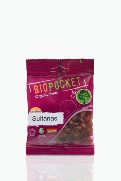 LOGO_Biopocket Getrocknete Rosinen