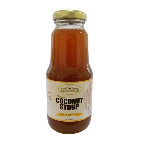 LOGO_100% ORGANIC COCONUT BLOSSOM SYRUP