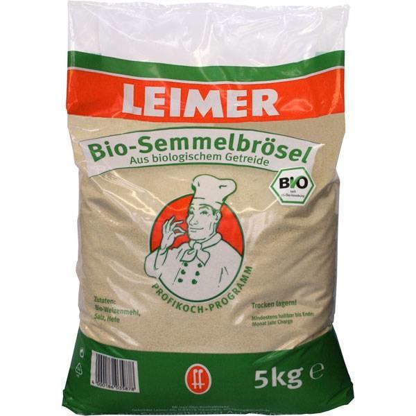 LOGO_LEIMER Biological breadcrumbs 5 kg
