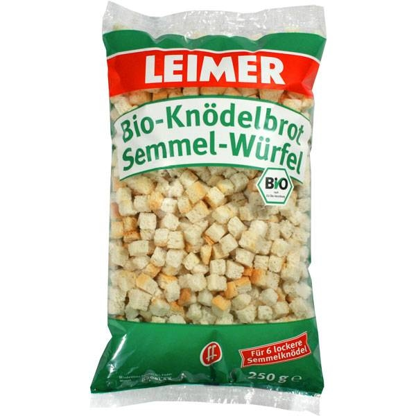 LOGO_LEIMER Bio-Semmelwürfel 250 g