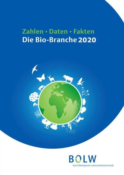 LOGO_Zahlen - Daten - Fakten: Die Bio-Branche 2020