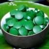 LOGO_Bio-Chlorella Algen Presslinge/Pulver