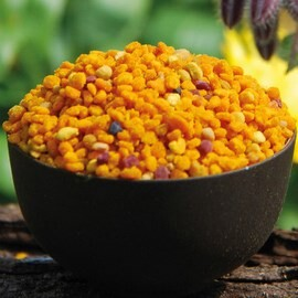 LOGO_Organic bee pollen