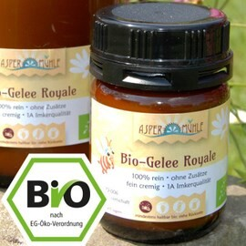 LOGO_Organic royal jelly