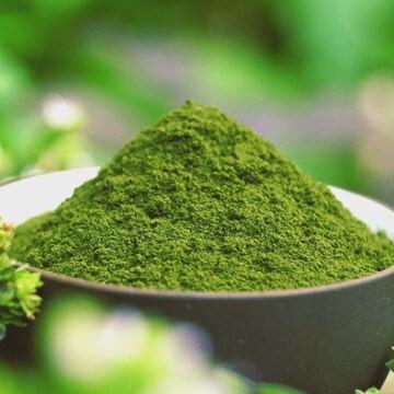 LOGO_Organic Barley Grass tablets/powder