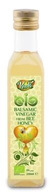 LOGO_ORGANIC BALSAMIC VINEGAR FROM BEE HONEY 5 % ACIDITY