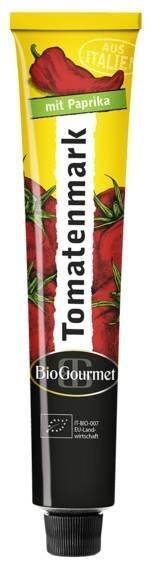 LOGO_BioGourmet Tomatenmark mit Paprika
