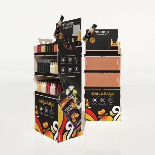 LOGO_Flor standing units - Wunder Company